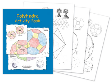 Polyhedra Activity Book